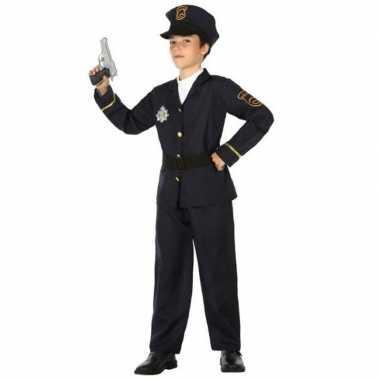 Politie agent pak / verkleed pakje voor jongens