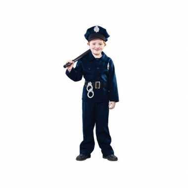 Politie agent pakje voor kinderen