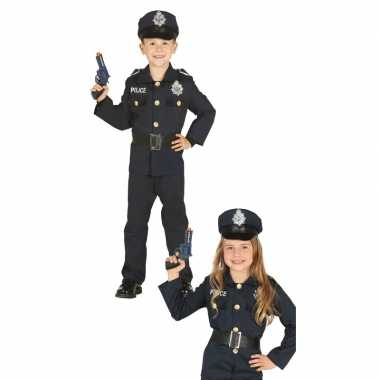 Politie agent verkleed pakje voor jongens/meisjes